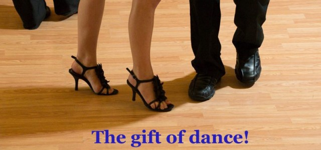 For adults and kids! Ballroom, Ballet, Salsa, Bellydance, Hip-Hop, Stretching & More! Share the gift of dancing!