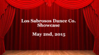 Los Sabrosos Dance Co. Student/Teacher Showcase May 2nd, 2015 Also a First Friday/Unblurred Event 4909 Penn Ave. $5 cover 7pm-9pm BYOB Refreshments will be served. To apply to perform, please...