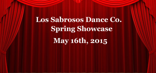 Los Sabrosos Dance Co. Student/Teacher Showcase May 16th, 2015 4909 Penn Ave. $5 cover 3:00pm-4:30pm BYOB Refreshments will be served. To apply to perform, please send an email to pgh.lossabrosos@gmail.com...