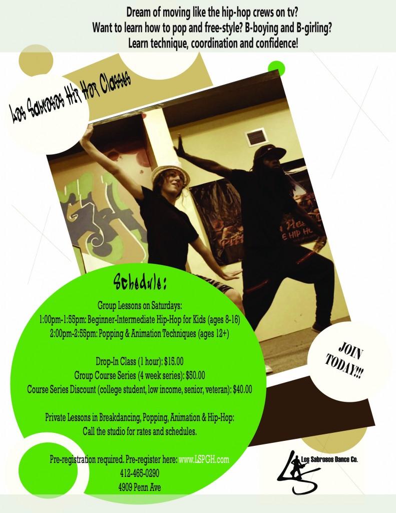 hiphop classes, hip-hop dance, hip-hop pittsburgh