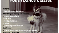 Kids classes for Mommy & Me, Salsa, Breakdancing, & Hip-Hop!