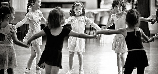 Kids classes for Ballet, Salsa, Bellydance, Hip-Hop & more!