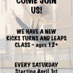 modern dance, contemporary dance, modern classes, kicks, leaps, dance pittsburgh