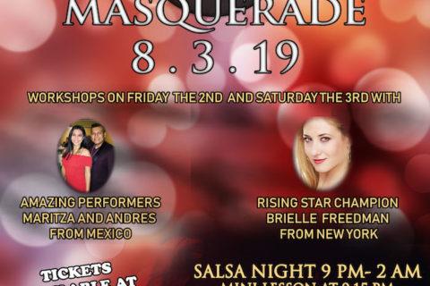 Permalink to:Magic 8 Ball Masquerade: 8th Anniversary Extravaganza!