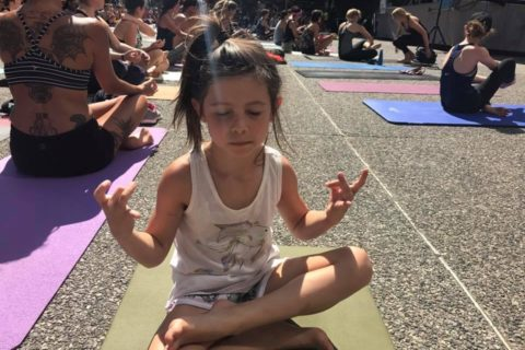 Permalink to:Yoga: For Kids, Adults, & All Levels!