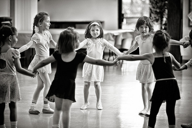 Kids Classes: Ballet, Yoga, Salsa, Dance Fusion & More!