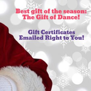 dancing in Pittsburgh, gift certificate, gift card, dance Pittsburgh, great gift ideas, best gift ideas, Pittsburgh dancing, last minute gift, dance lessons, salsa lessons,