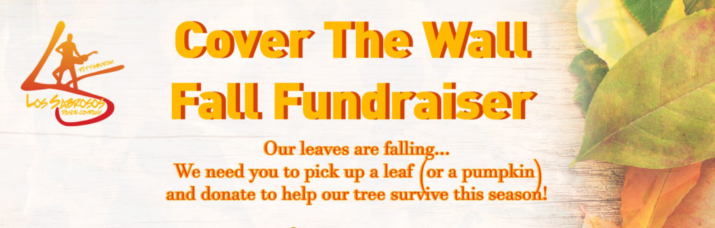 fall fundraiser, covid support, donation, gifts